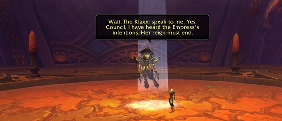 Reputation in review The Klaxxi