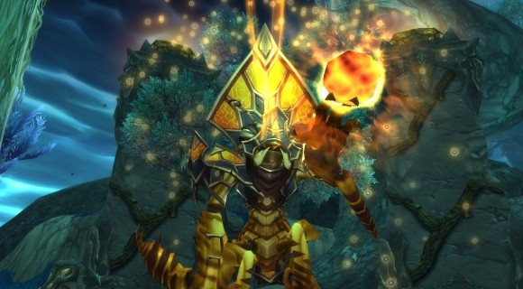 An extra reason to get exalted with The Golden Lotus and The Klaxxi
