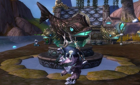 Shifting Perspectives Druid leveling and talents in Pandaria