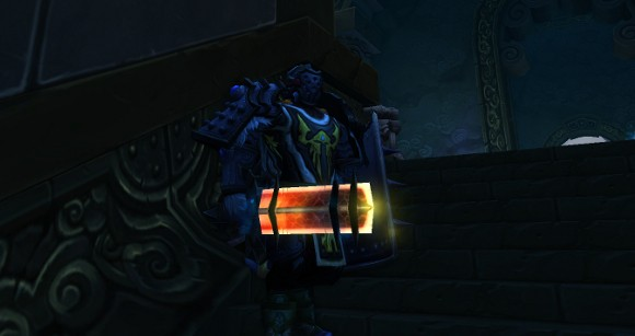 The Care and Feeding of Warriors Tanking in Mists of Pandaria