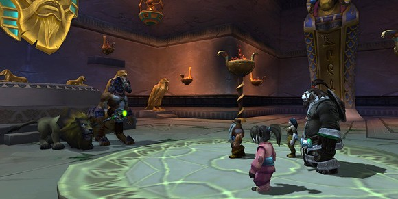 Quest for Pandaria part 3 now available