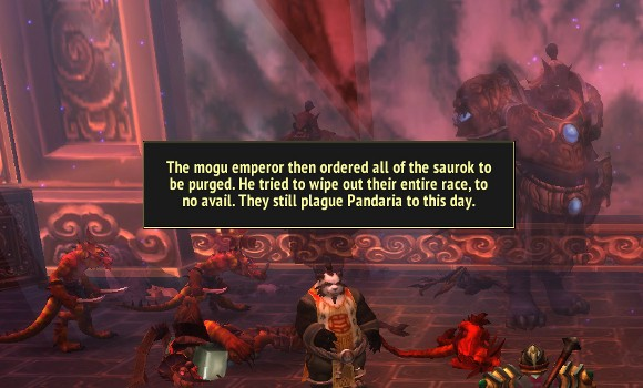 Know Your Lore The meddling of the Mogu