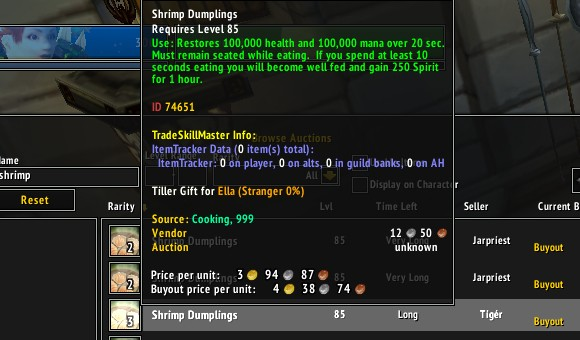 Addon Spotlight Dealing with new Mists features