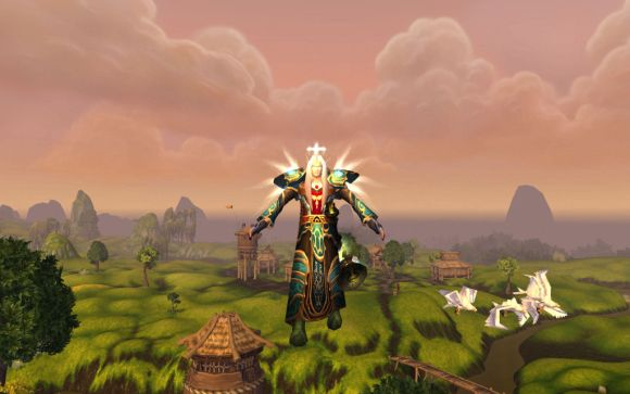 Around Azeroth The ascended FRIDAY