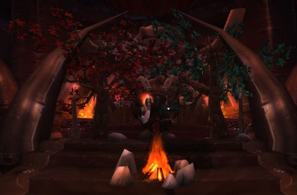 Around Azeroth Don't blame me, I voted for Basic Campfire SUNDAY