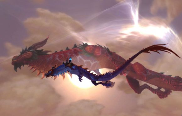 Around Azeroth Dragon envy SATURDAY