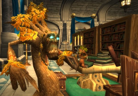 Around Azeroth The education of Little Tree SATURDAY