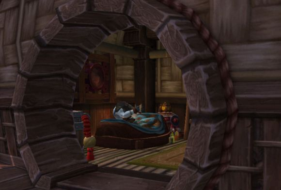 Around Azeroth A long winter's nap SATURDAY