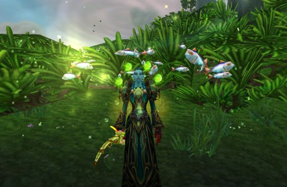 Around Azeroth Rather be fishing WEDNESDAY