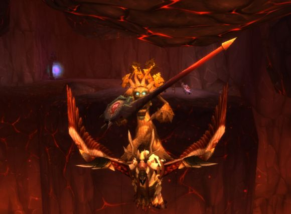 Around Azeroth Tree of war SUNDAY