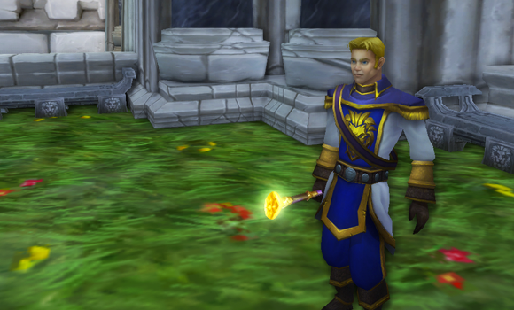 Anduin Wrynn broke my heart