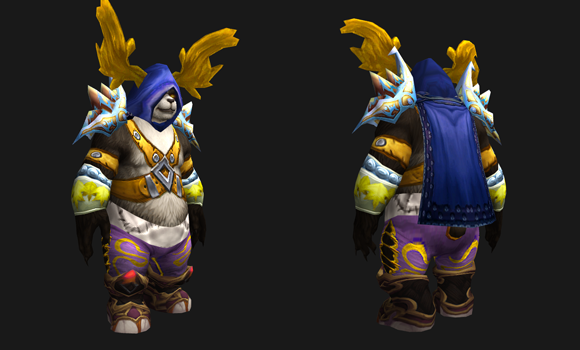 What's the perfect transmog