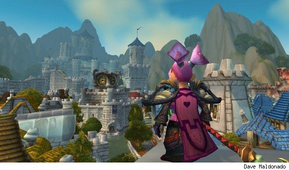 Patch 51 Transmogrify your cloak with your guild tabard
