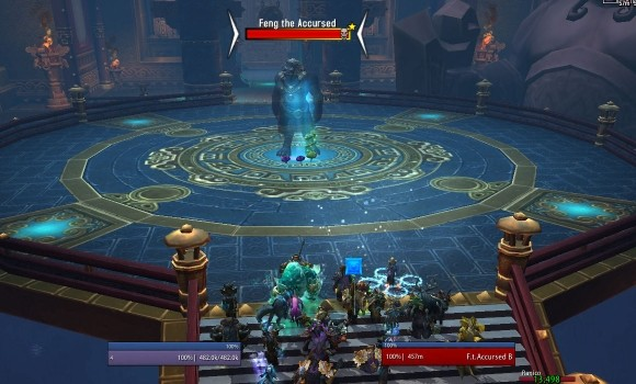 Blood Pact Soulsearching in Mogu'shan Vaults MON