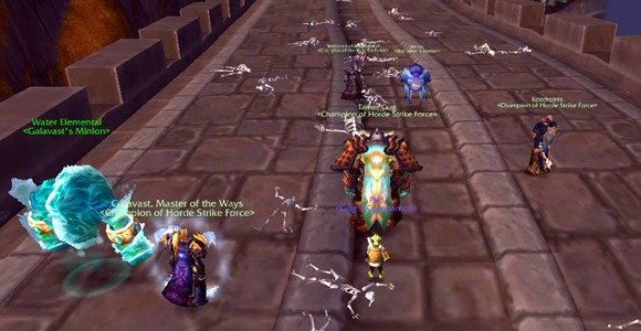 Alive and Kicking Clawing up the levels on a PvP realm