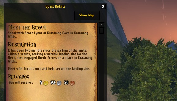 A first taste of patch 51's Krasarang quests