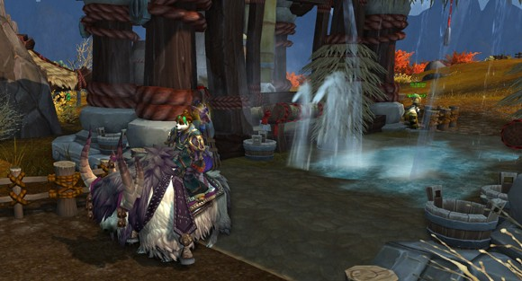 Wellknown druid blogger Lissanna lowers the boomkin on autism research
