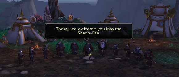 Reputation in review The Shado Pan