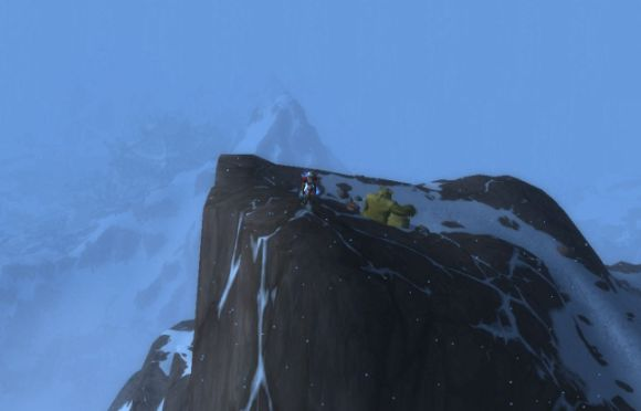 Around Azeroth Alone on the top of the world SUNDAY