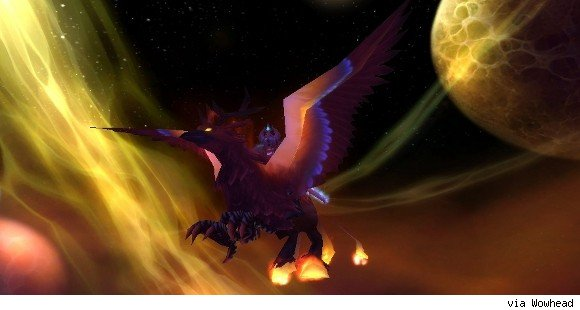 12 Days of Winter Veil Giveaway Blazing Hippogryph
