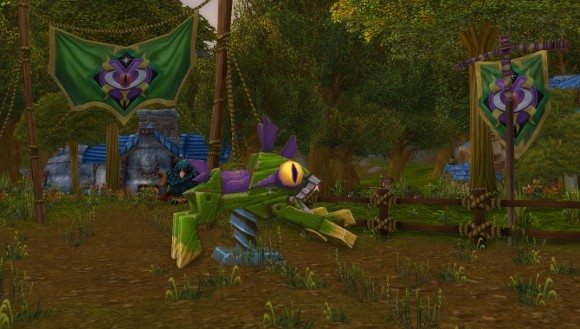 Ride your own Darkmoon Carousel sandbox mounts