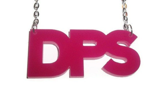 DPS necklace