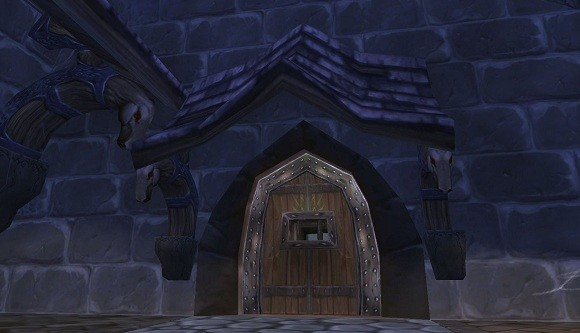 Karazhan entrance