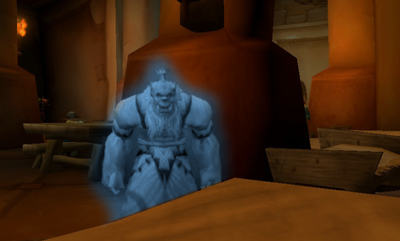 WRUP The Ghost of Azeroth Past