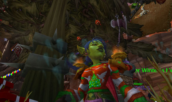 Reminder It came from the Blog's Winter Veil 2012 event is tomorrow
