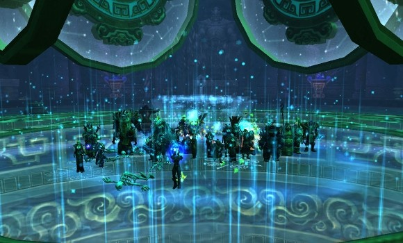 Blood Pact Vault's end with multitarget magic MON