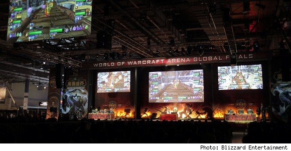World champion gladiator Venruki talks arena PvP