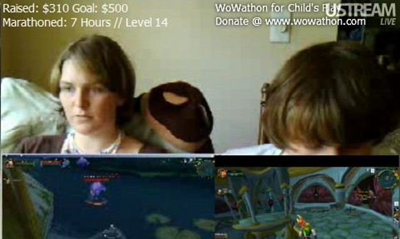Breakfast Topic Are you uncomfortable when others watch you play WoW