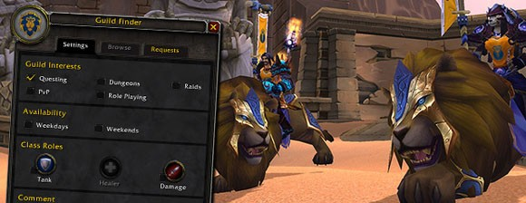 Drama Mamas How to find a World of Warcraft guild