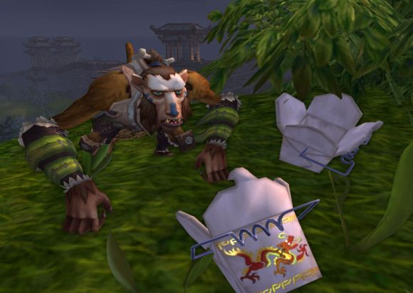 Around Azeroth Your future as a delivery boy is limited MONDAY