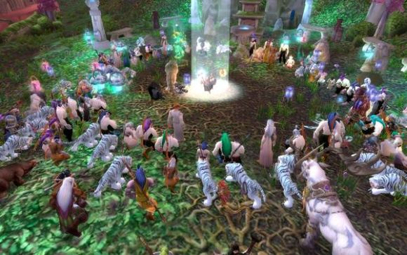 Around Azeroth A sendoff to the happy hunting grounds THURSDAY