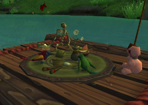 Around Azeroth The worst tea party ever SUNDAY