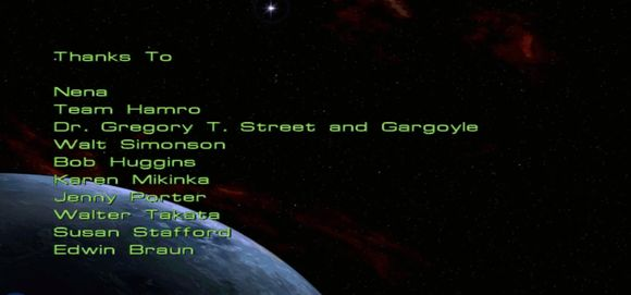 Why Ghostcrawler appears in the credits of StarCraft I