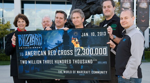Blizzard's Cinder Kitten raises over $23 million in Sandy hurricane relief