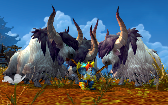 Around Azeroth Yakety yak, don't talk back FRIDAY