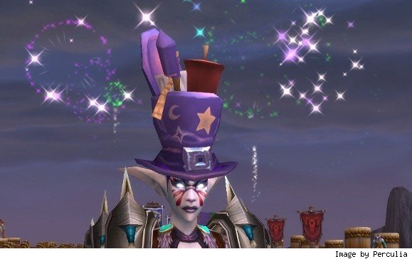 Roll up, roll up, Darkmoon hats on the PTR