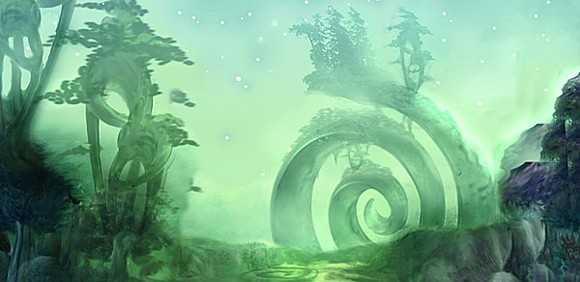 Mists of Pandaria is our Emerald Dream expansion