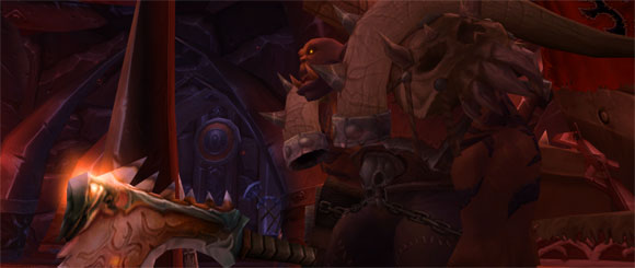 Roleplaying the mundane side of the Horde SAT