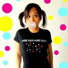 More dots T shirt