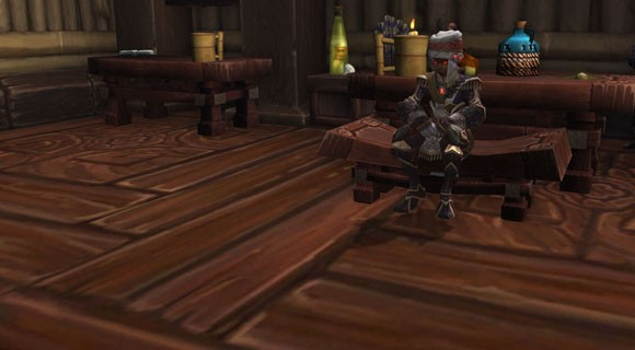 Patch 54 PTR The Legendary Cloak quest chain part five