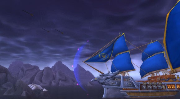 Patch 52 PTR Introduction to Thunder Isle