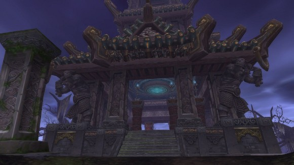 Wowhead posts Patch 52 PTR zone previews