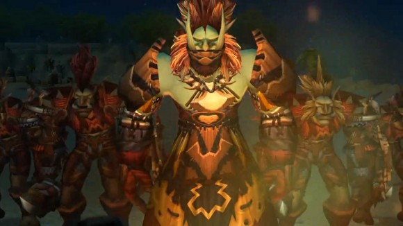 New Zandalari rares dropping mounts in patch 52