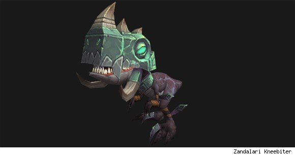 Patch 52 PTR Three new vanity pets introduced