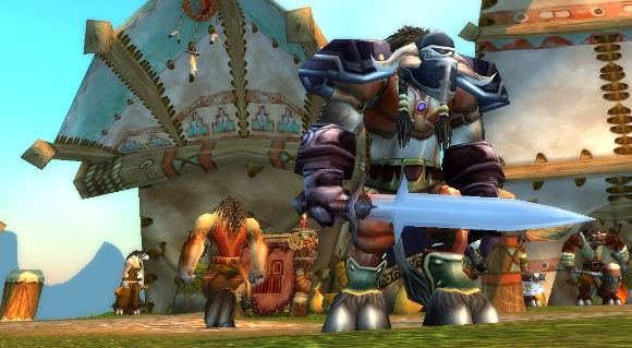 Leveling warriors in Mists of Pandaria, 31 to 60