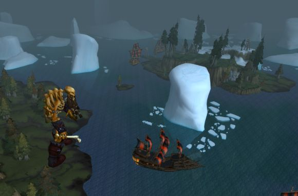 Around Azeroth The frozen tundra THURSDAY
